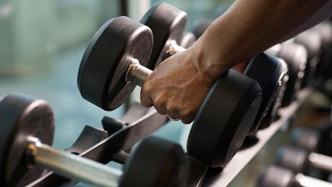 Få den rigtige hjælp til at komme i god form