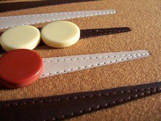 Backgammon er et spil til hele familien
